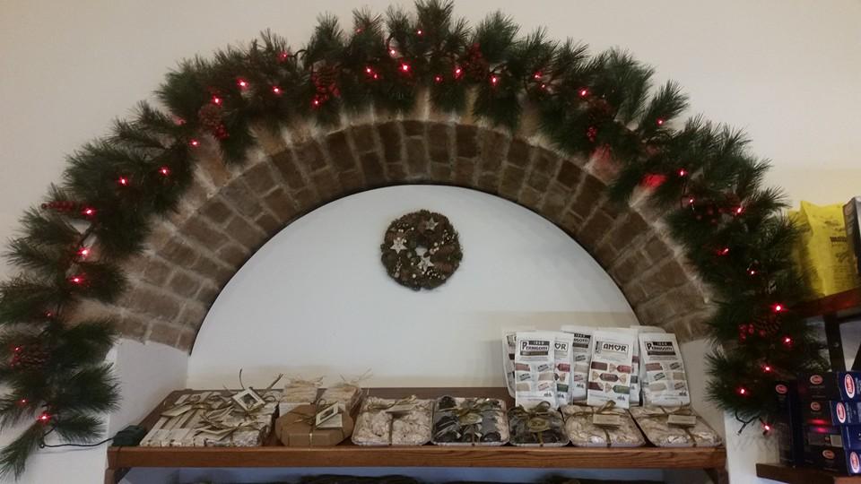 la cisterna natale 11 - Cesti di Natale