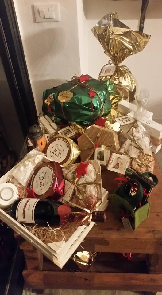 la cisterna natale 5 - Cesti di Natale