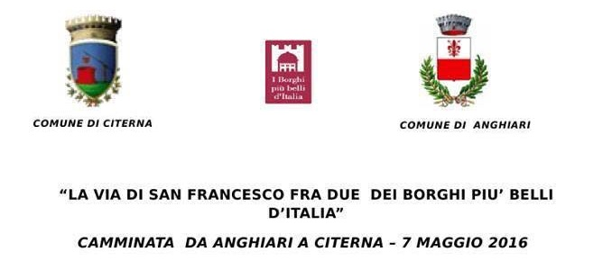 """La Via di San Francesco fra due dei """"Borghi più Belli d'Italia"""""""