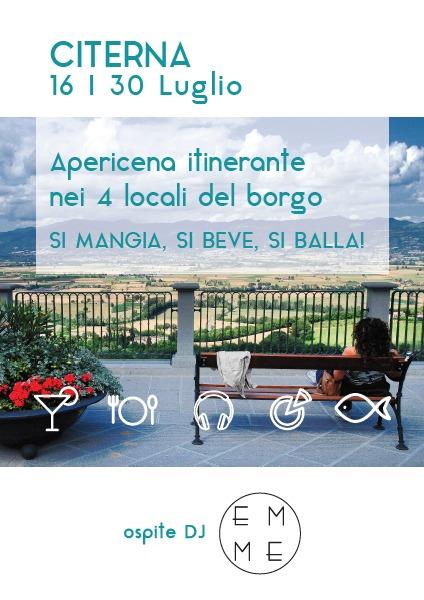 Apericena Itinerante